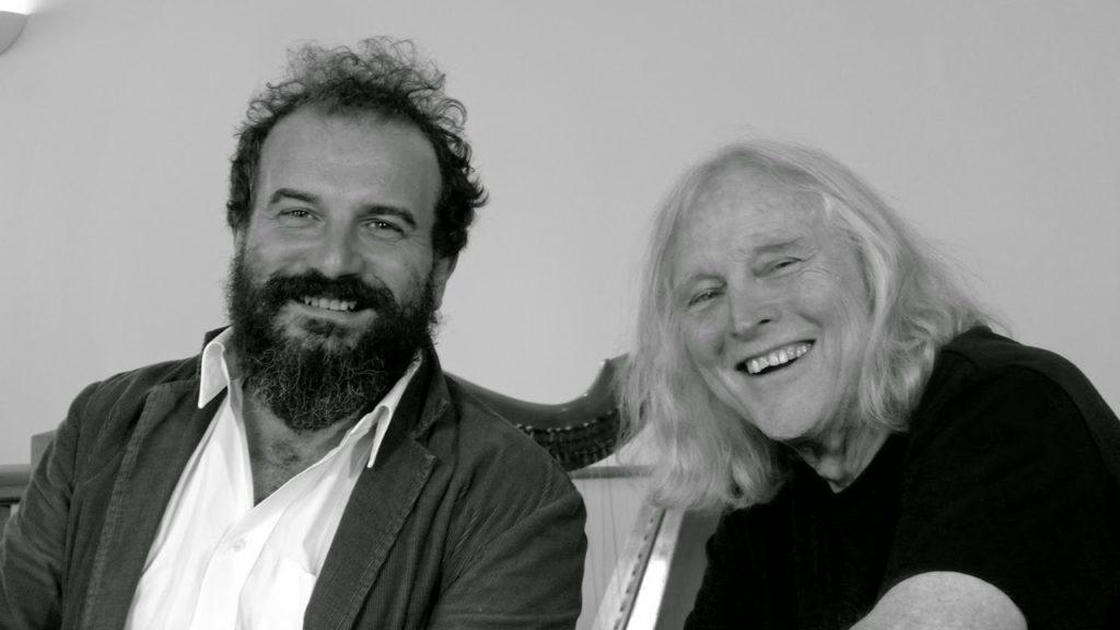 Martin Shaw and Robin Williamson
