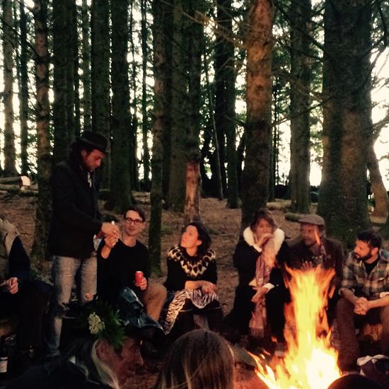 School of Myth, Fireside