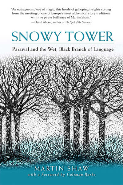 Snowy Tower by Martin Shaw, Director of School of Myth