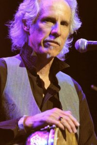 John Densmore photo by bonnie perkinson