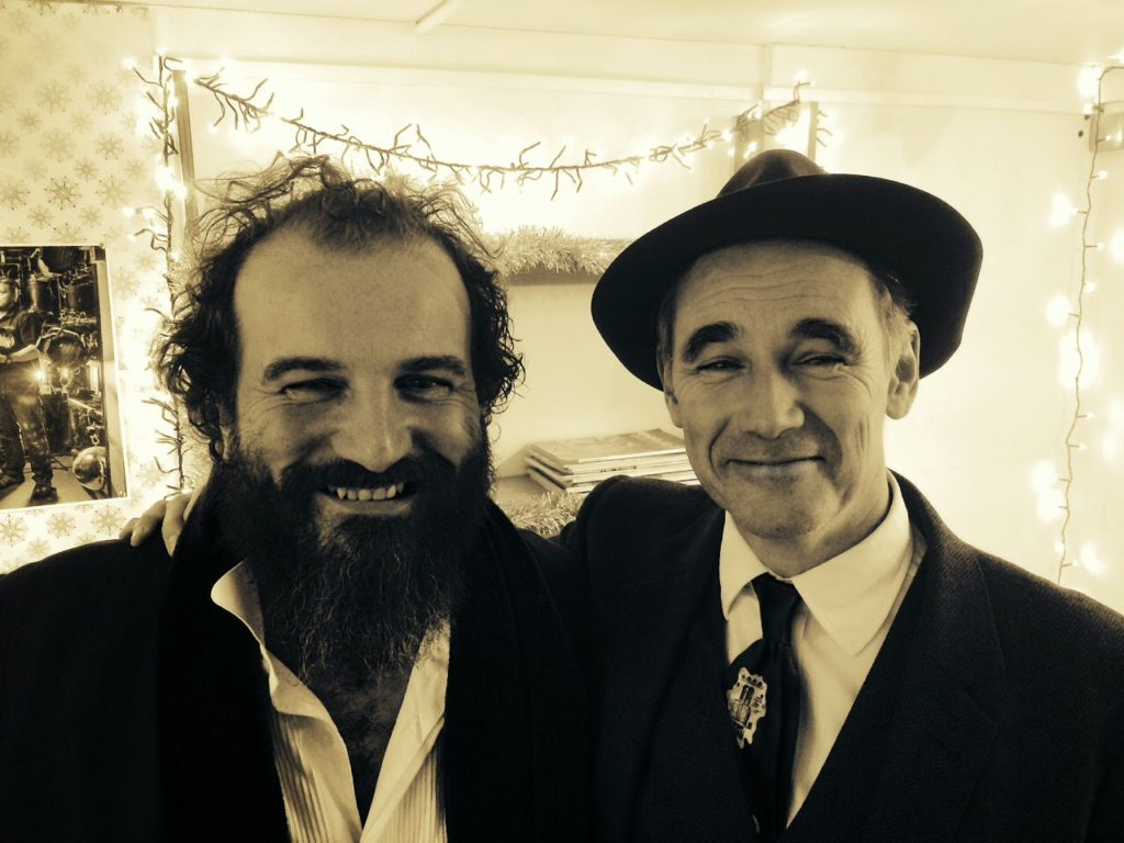 Martin Shaw and Mark Rylance
