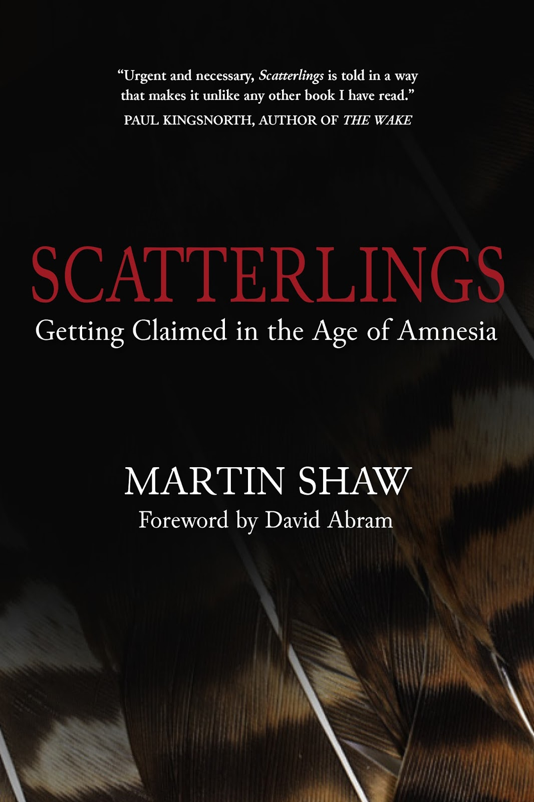 Scatterlings book cover