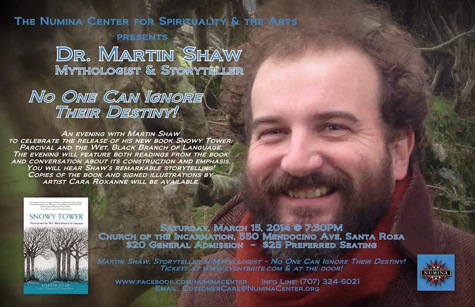 Santa Rosa book release flyer.