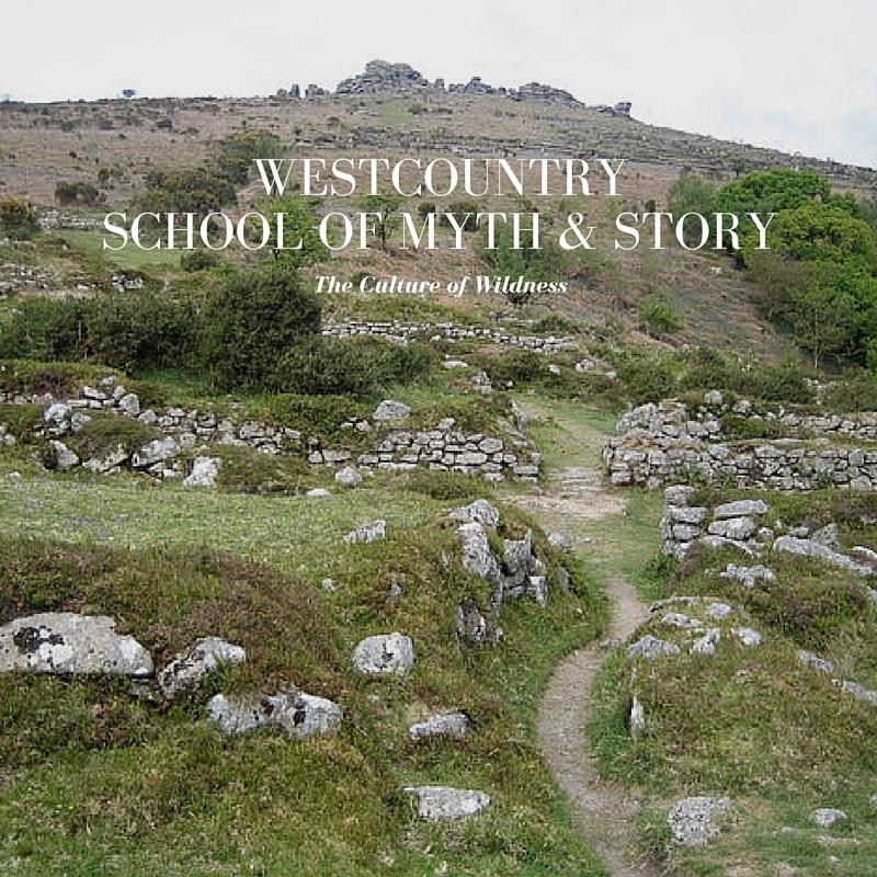 Westcountry School of Myth Dartmoor hillside